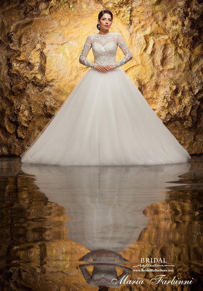 Maria Farbinni | Bridal Reflections