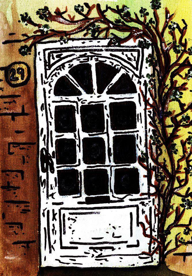 Things ive seen in my dreams Front Door. By Cheney Hammond & Things ive seen in my dreams: Front Door. By Cheney Hammond | Art ... pezcame.com