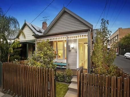 single fronted victorian weatherboard cottage - Google Search