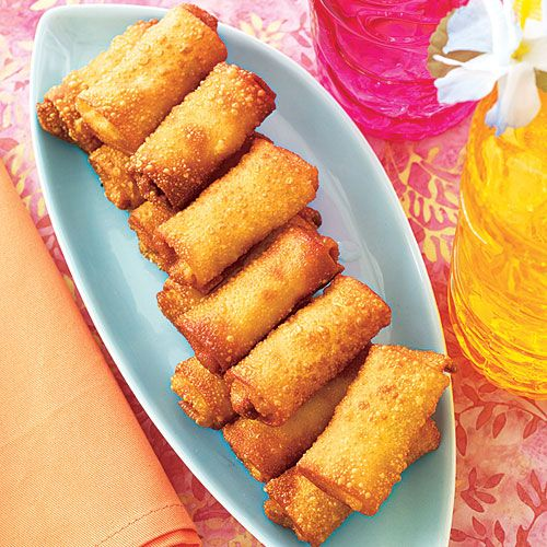 Easy To Make Luau Food