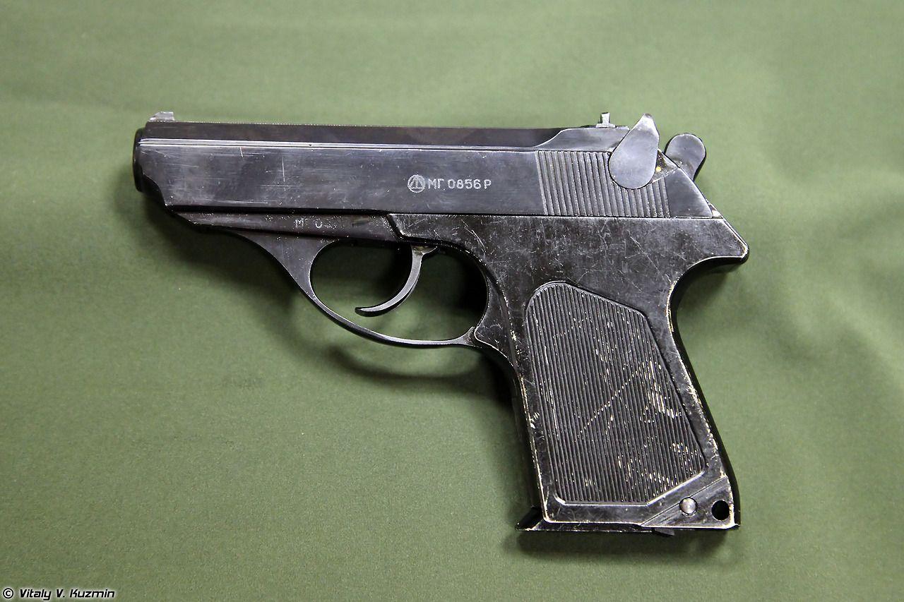 Pistol PSM: specifications, photos 13