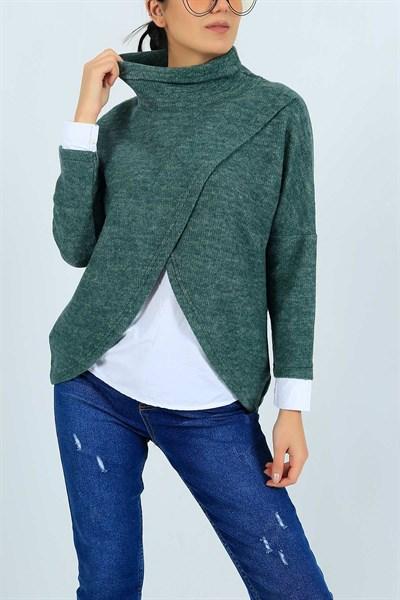 23926 Turkiye Nin En Hesapli Bayan Giyim Sitesi Modamizbir Com Moda Stilleri Triko Giyim