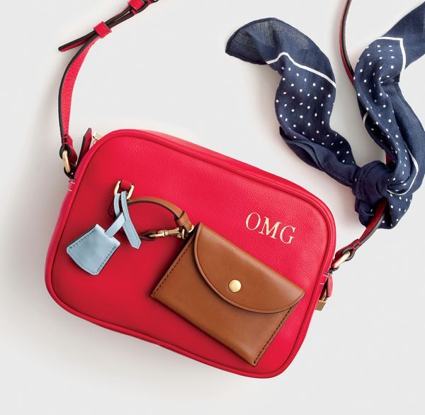 What S Your Purse Onality At J Crew We Re All About