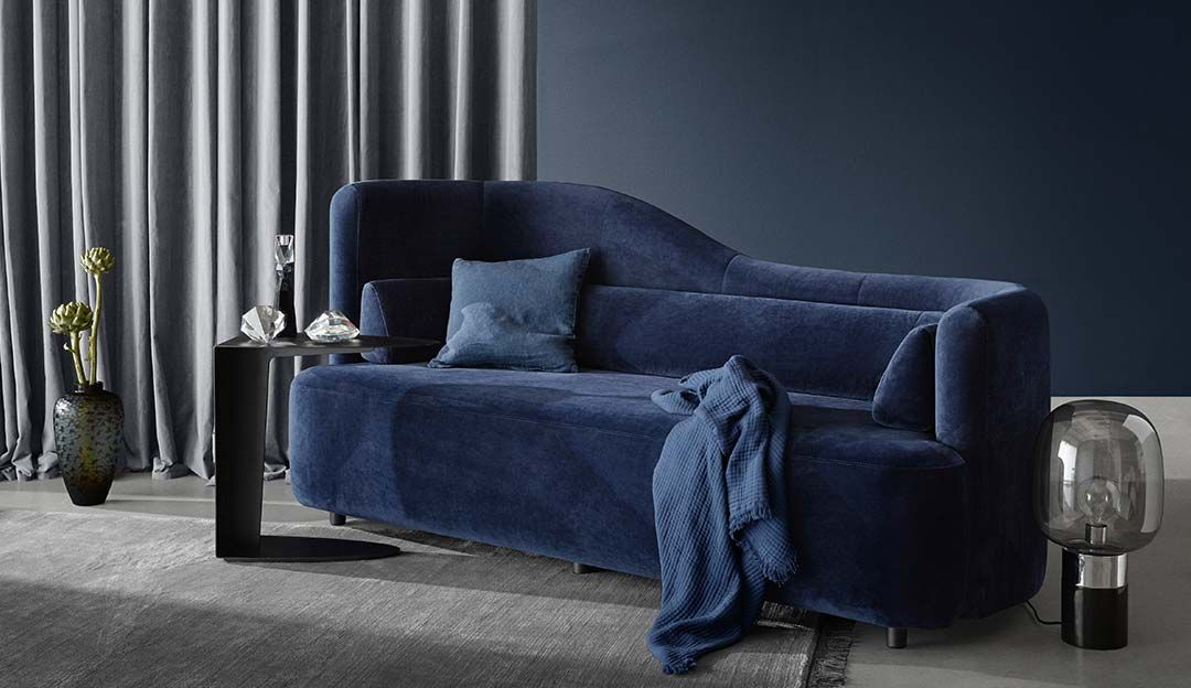 Ottawa Sofa Livingroom Navy Furniture 5 Seater