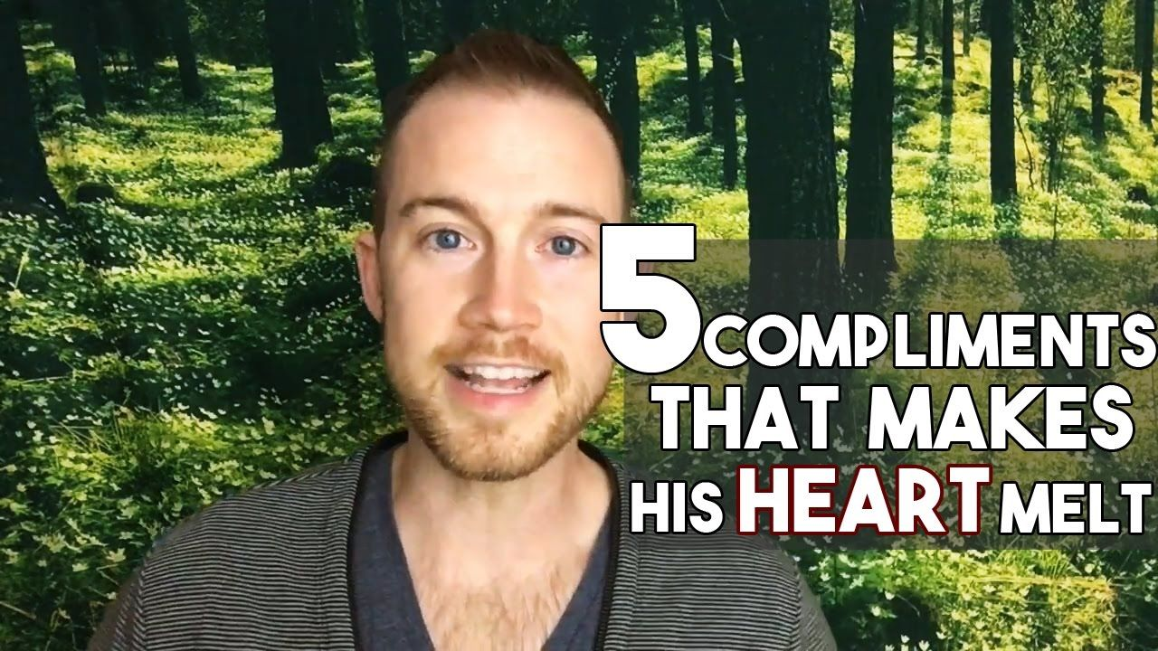 what makes a guys heart melt