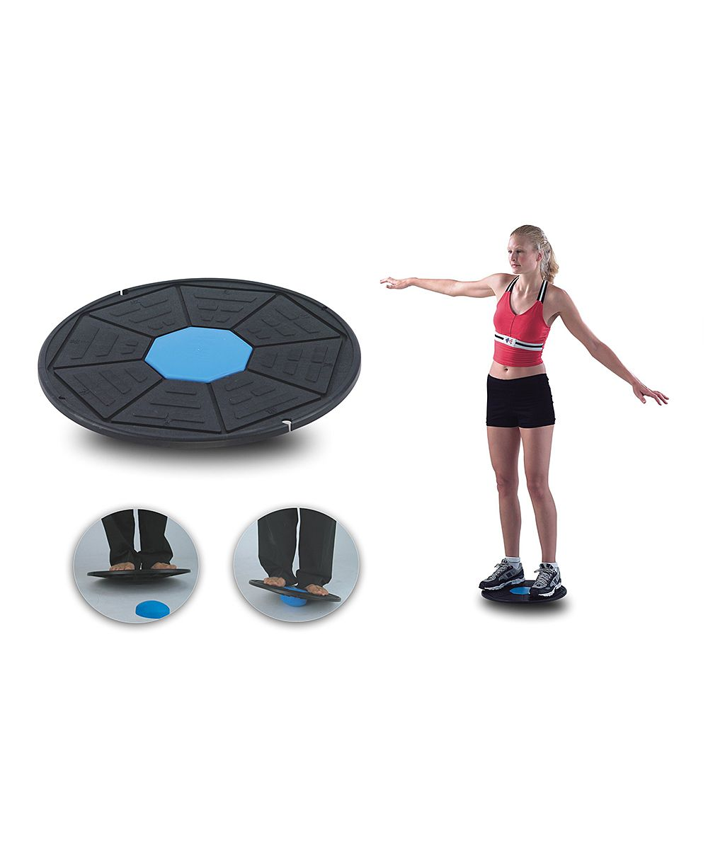 Balance Board Exercises For Back: Improve Balance And Strengthen The Core With This Disc