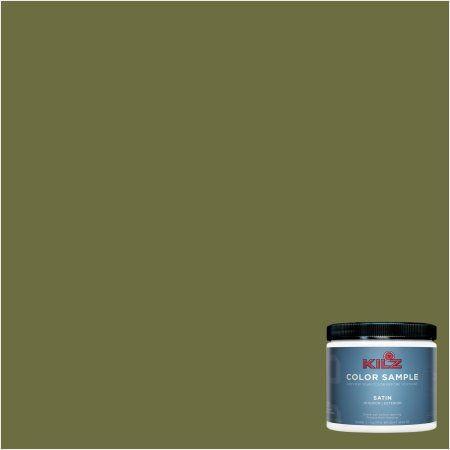 Kilz Complete Coat Interior/Exterior Paint & Primer in One #LF290-02 ...
