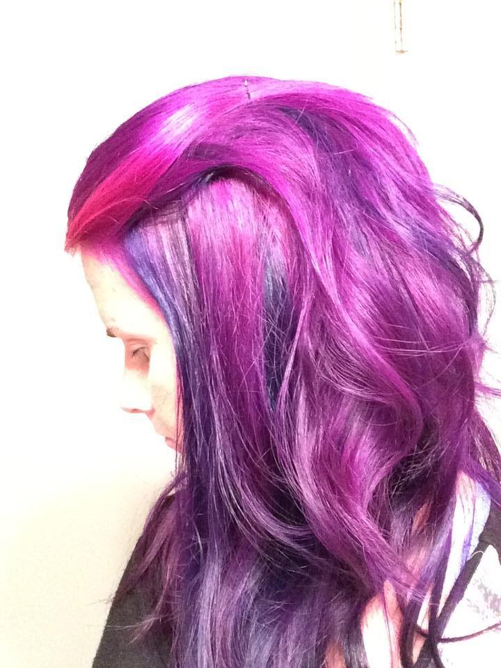 Hair by Kayla at Bethany's Studio 1 in Clemson SC #pravanavivids #Pravana