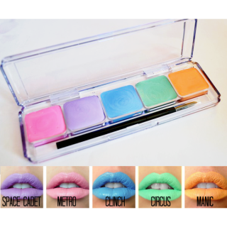 """Pastels"" Lipstick Palette"