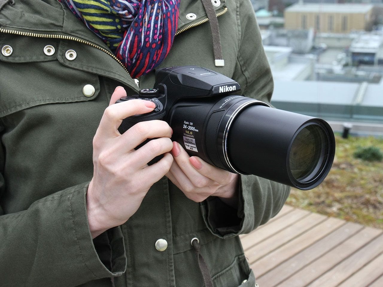 Nikon Coolpix P900 - Image 2 | Latest Models from the World of Photo