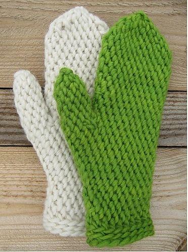 crochet - free pattern | Knit and Crochet - Mittens | Pinterest ...