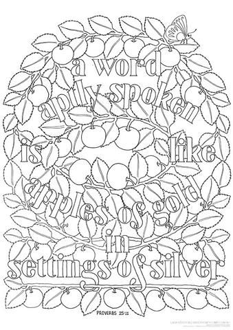 rejoice coloring pages - photo#13