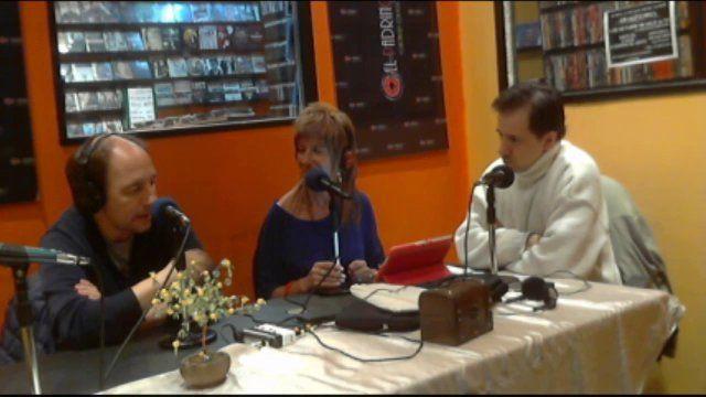 Gustavo Bonfigli Actor de Relatos Salvajes! y con Nosotrosaltoque grabado