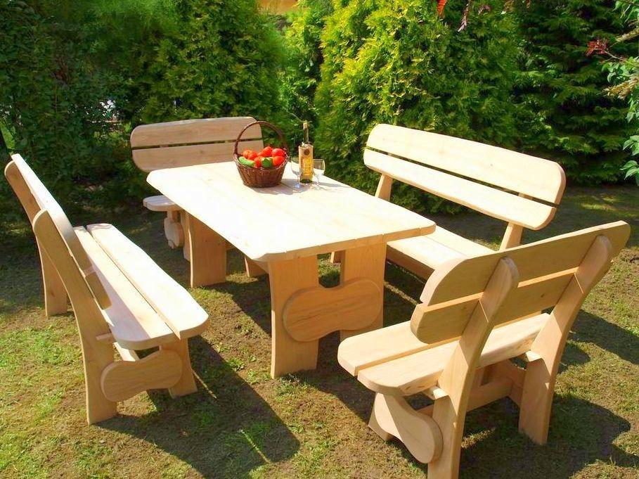 Gartenmobel Set Holz Gunstig Massiv Rustikal Krautergarten Succulentgarden Gardenart Mo In 2020 Outdoor Furniture Sets Outdoor Furniture Outdoor Decor