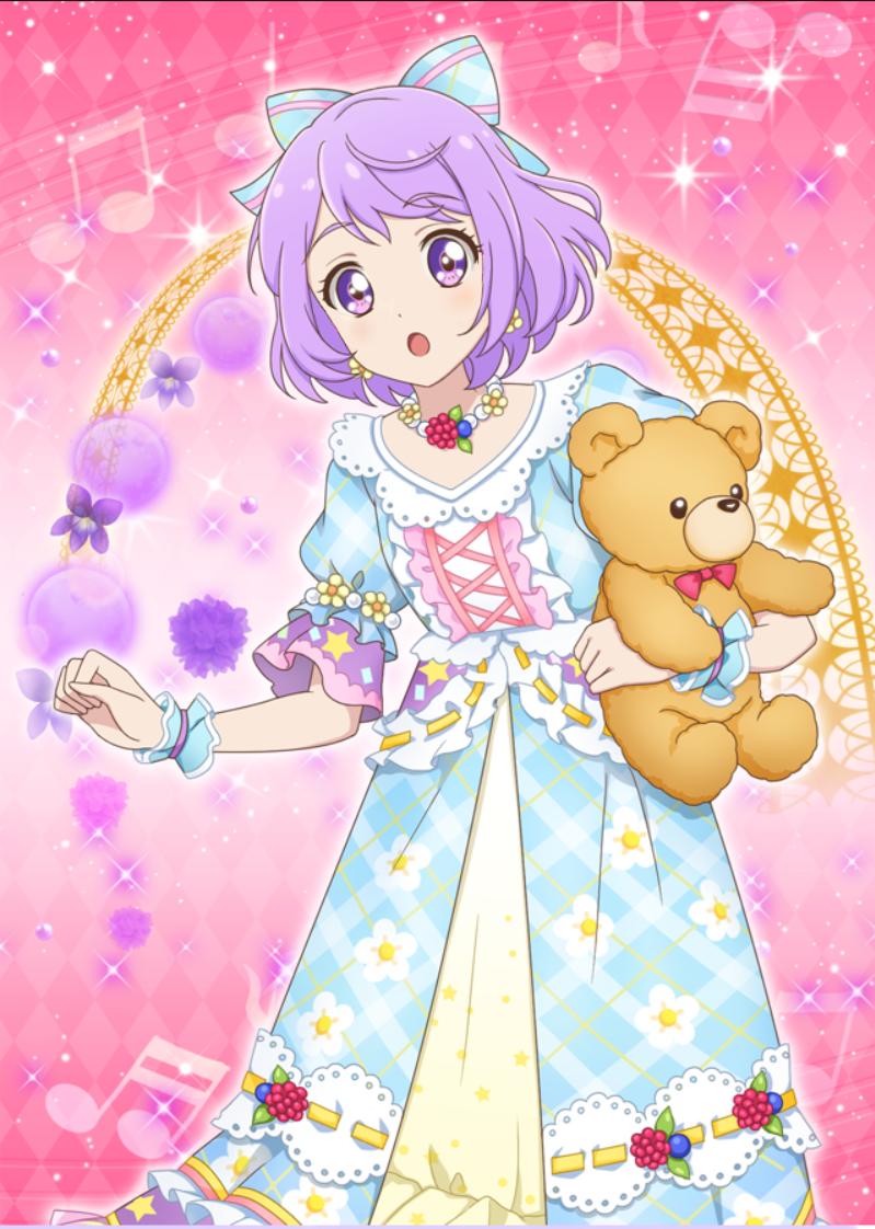 Aikatsu STARS [Wings of STARS]! Koharu Anime, Đang yêu