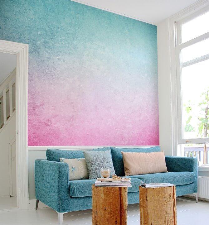 No te pierdas estas 8 ideas para pintar las paredes de tu casa