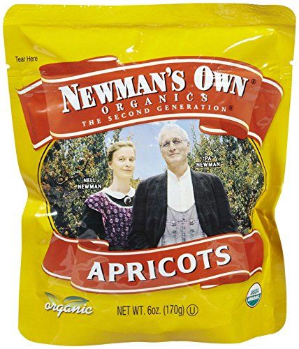 Newmans Own Organics Mediterrannean Dried Apricots 6Ounce *** Details can be found by clicking on the image.Note:It is affiliate link to Amazon.