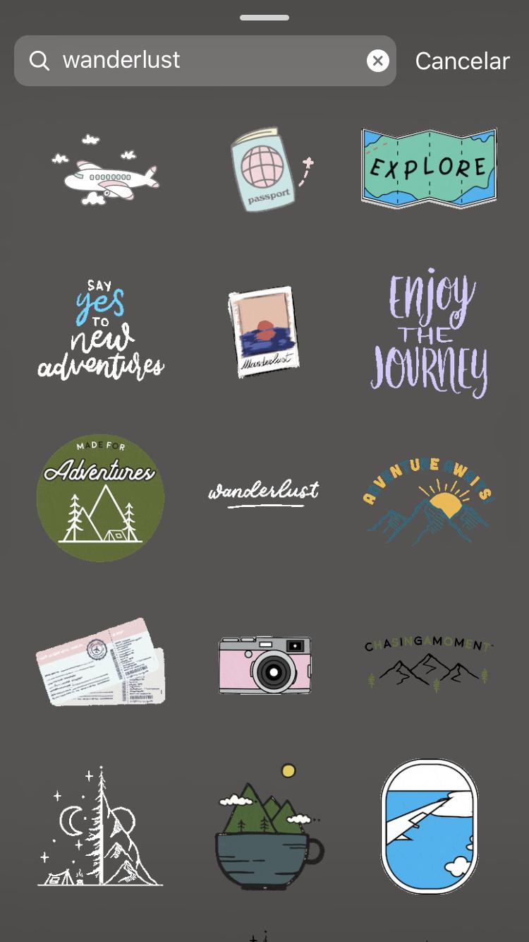 Gifs Para Stories De Viagens In 2020 Instagram Quotes Creative Instagram Stories Instagram Photo Ideas Posts