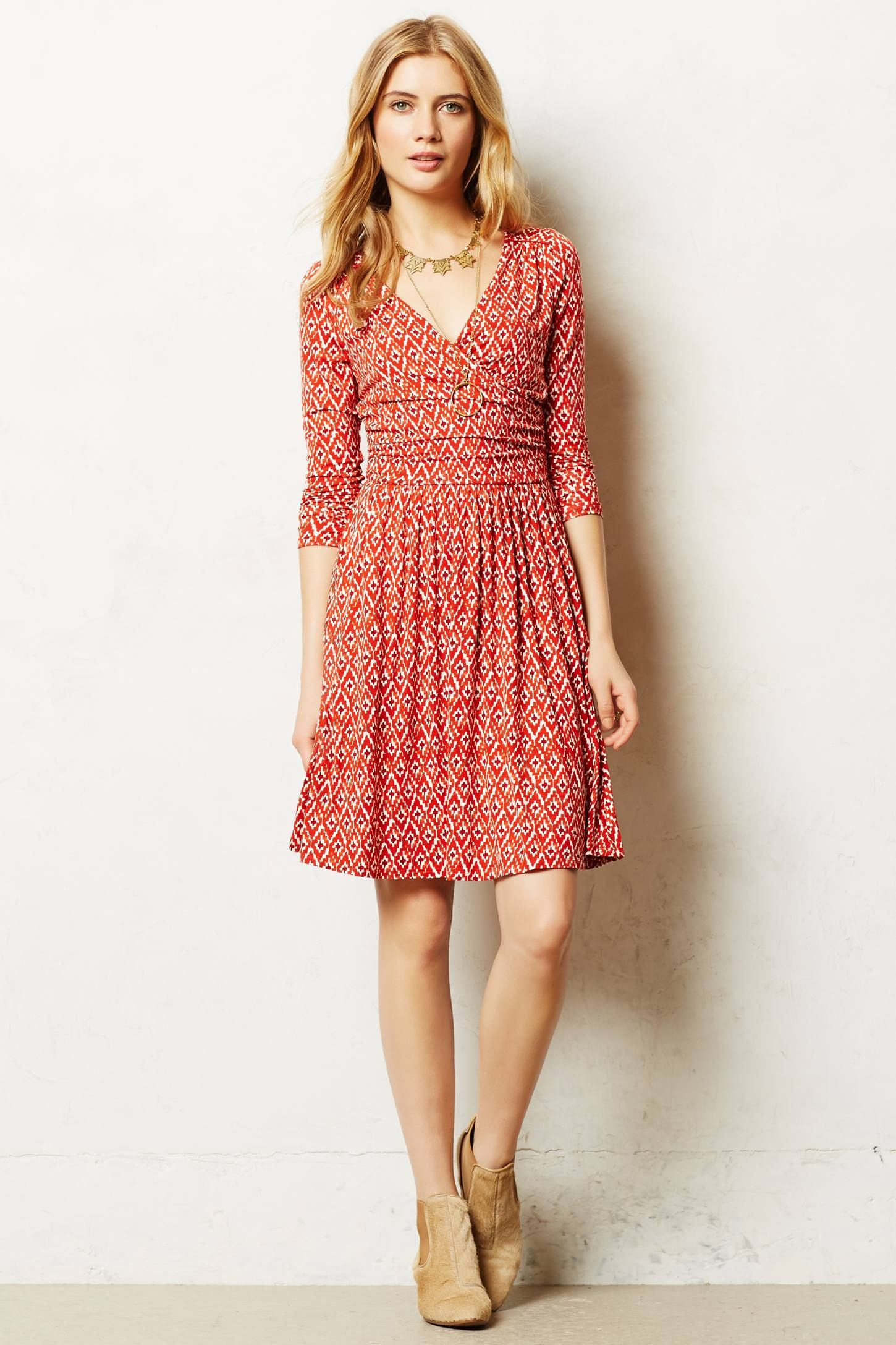 8d4f42264d93 Revelations Knitted Dress - anthropologie.eu | FASHION!!! | Kleider ...