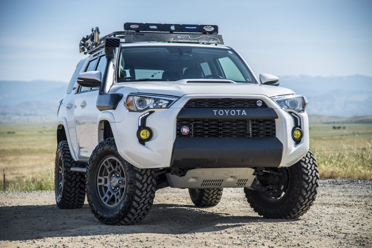 The Setup You Must See 4runner Life With Images Toyota