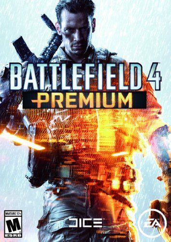 Battlefield 4 Premium Service Online Game Code Five Digital