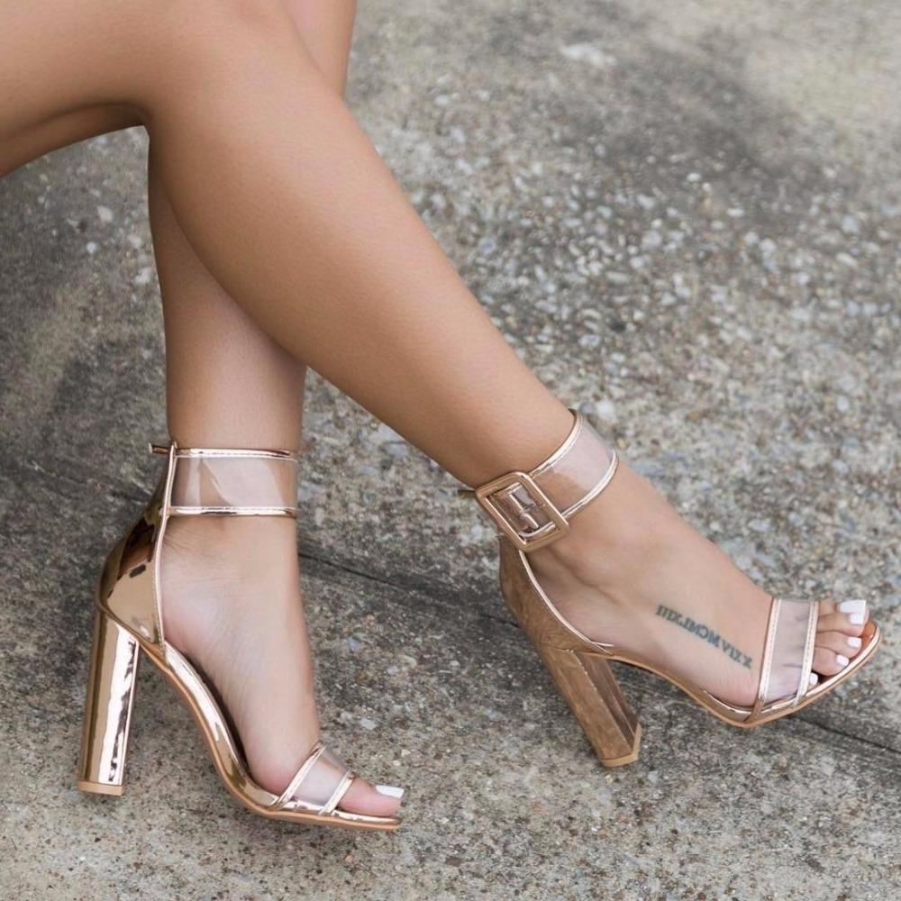 dcc1079e7fc0 Glamour Gold Block Heeled Sandals  holjazchic  fashion  instastyle   lovethislook  thatsdarling  summer  fashiongoals  shopholjazchic  dress   styleblogger ...