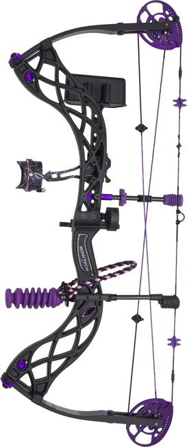 bowtech carbon rose bow package 650