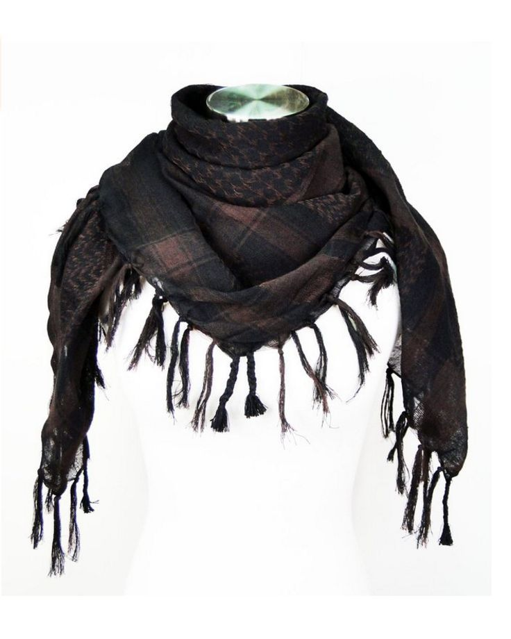 Our Military Tactical Shemagh Scarf is made of 100 cotton