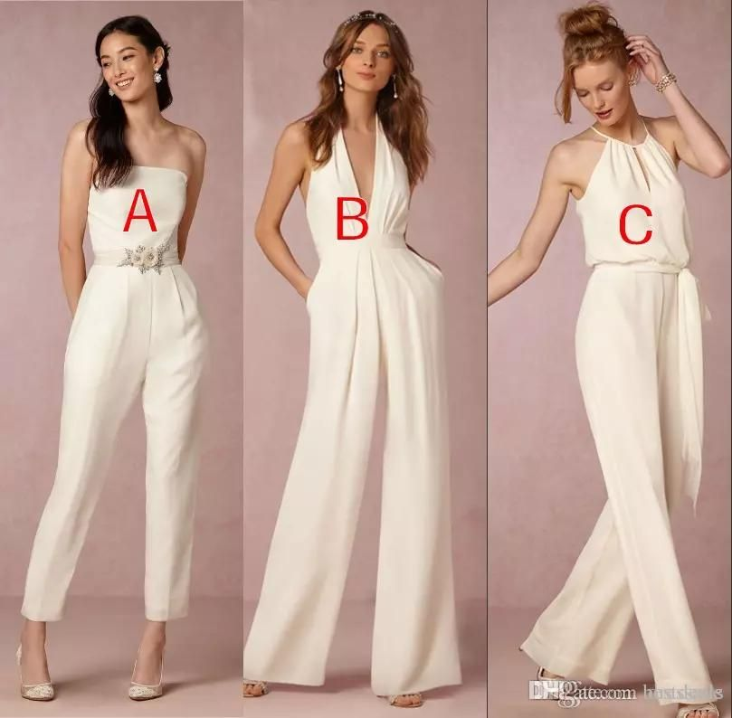 plus size playsuit for wedding