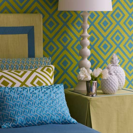Decorating theme bedrooms - Maries Manor: Groovy Funky Retro ...