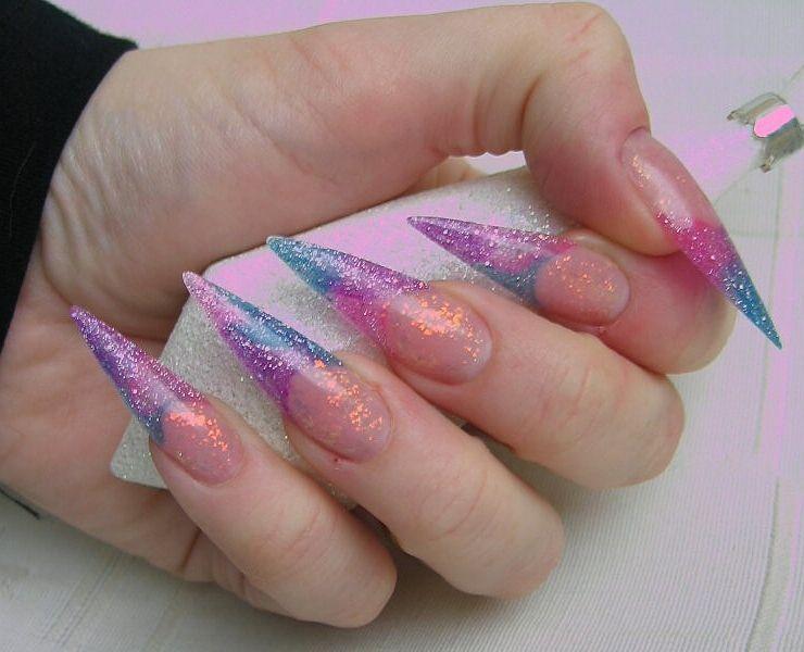 Stiletto Nail Art Designs | Nail Art / Design | Pinterest | Stiletto ...