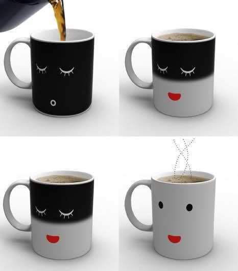 Morning Mug by designer Damion O'Sullivan