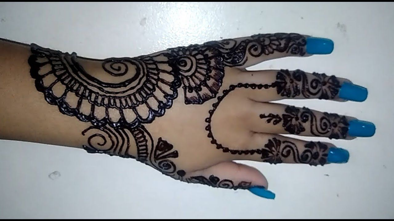If you're looking to remodel, renovate, or redesign your home, you might consi. Kids Mehndi Design 2020 Easy Simple Designs For Baby Kids Step By Step