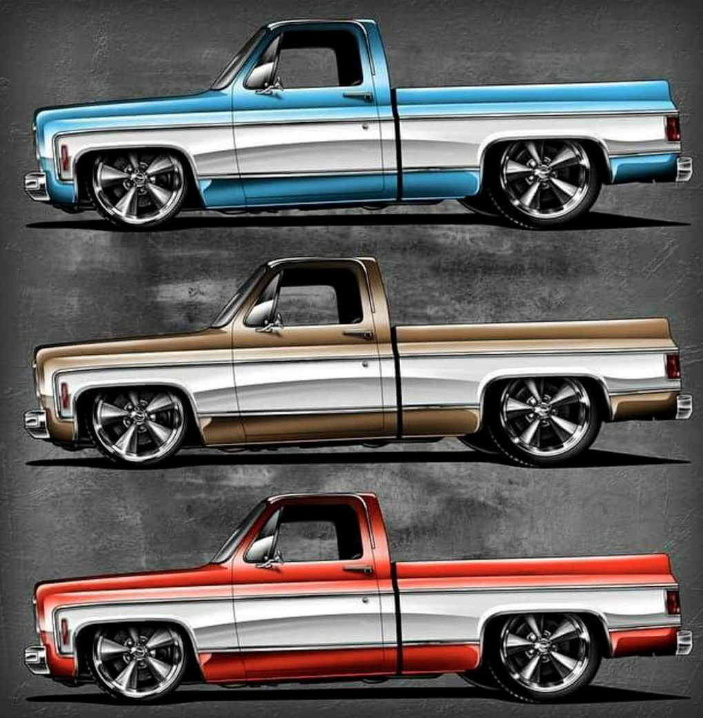 My style | Squarebody\'s | Pinterest | Camioneta, Chevy y Camiones chevy