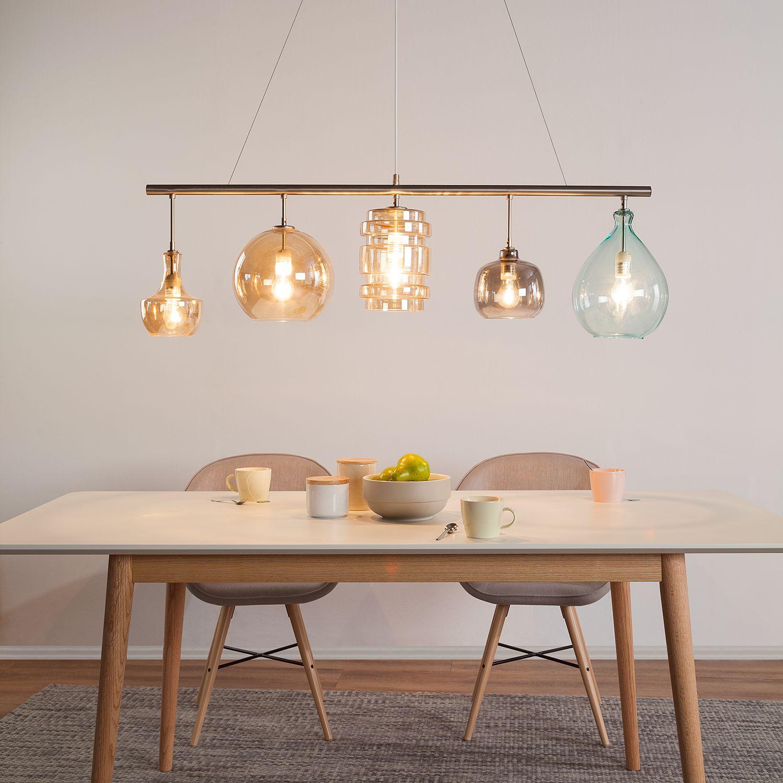 Pendelleuchte Brooklyn I Kaufen Home24 In 2020 Esszimmerlampe Dekorative Lampen Glaslampen