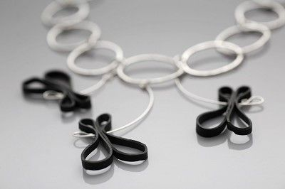 Just love Julie Linn's upcycled and recycled jewellery