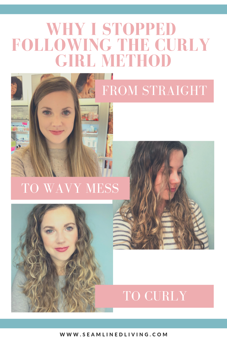 Why I Stopped Following The Curly Girl Method Talking About Your Hair Can Be An Emotional Topic So Much Time Curly Girl Curly Girl Method Curly Hair Photos