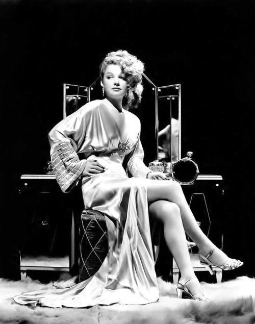 George Hurrell - Ann Sheridan (1940)