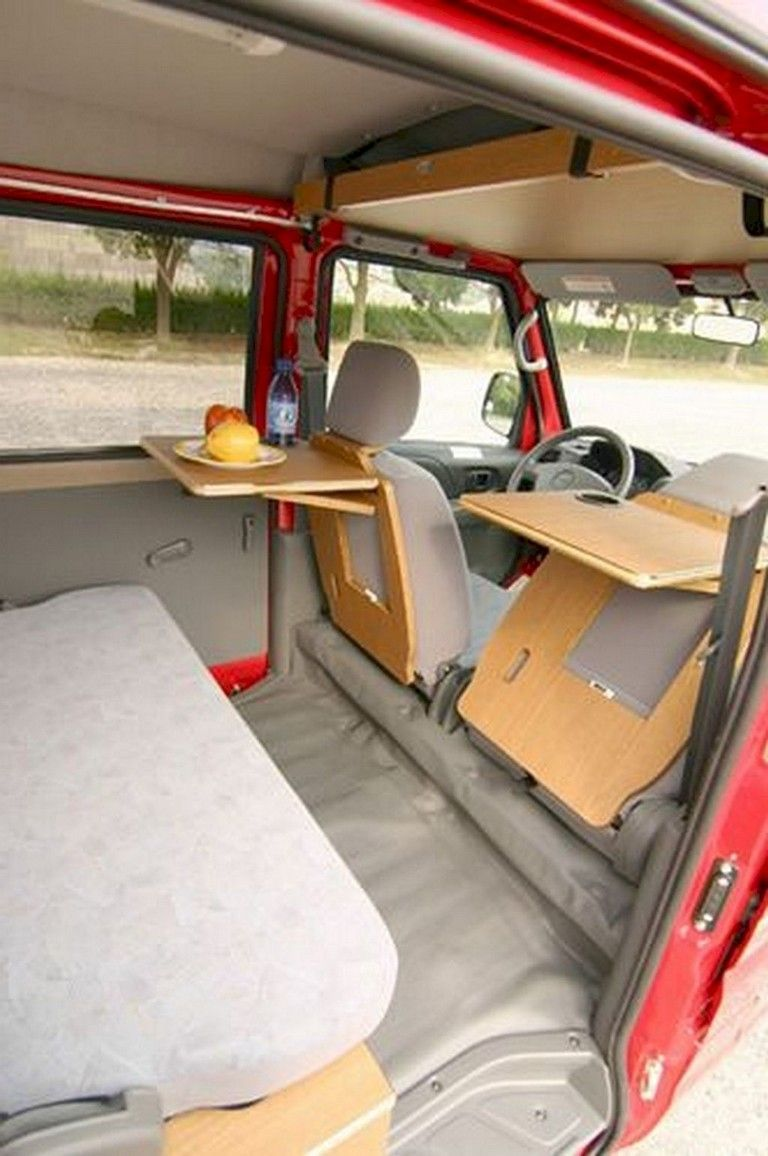 Photo of 40+ Magnificent Comfy RVs Camper Van Conversion Ideas on A Budget – Page 34 of 4…
