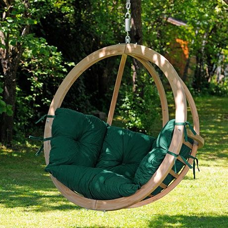 Globo Chair MONOQI #bestofdesign Garden Inspiration Pinterest