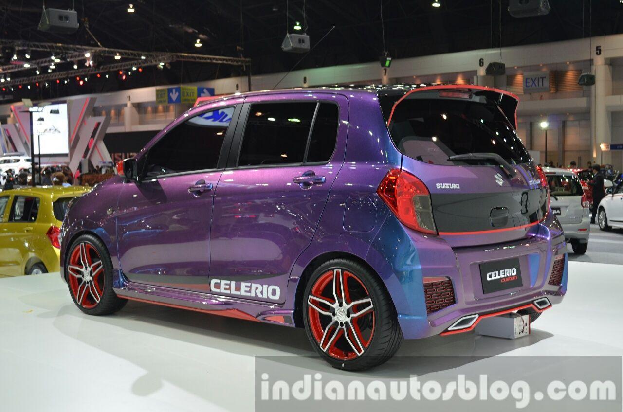 Suzuki Celerio Custom Autos Y Motos Autos Motos