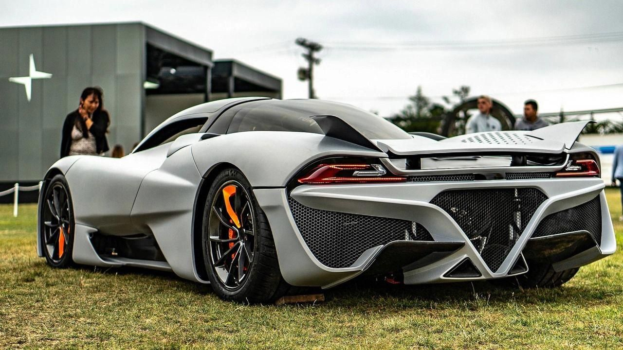 Ssc Believes It Has The Key To Unlock The 300 Mph 483 Km H Mark With The Tuatara Super Cars Tuatara Sports Car
