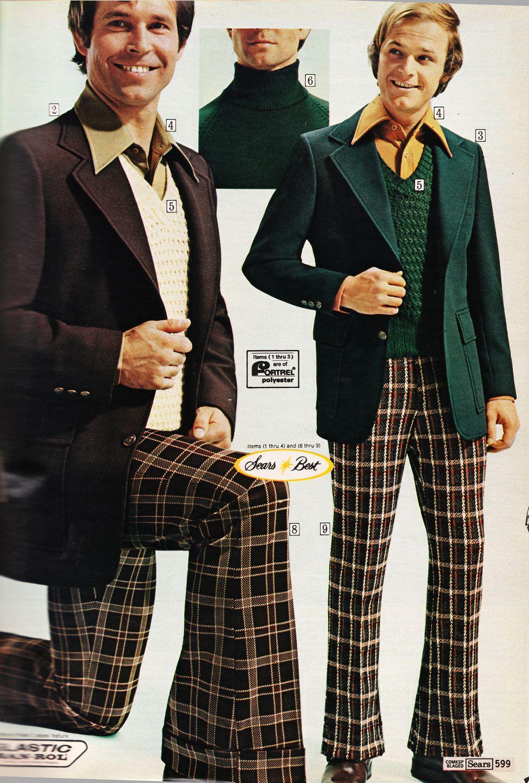 Retrospace: Catalogs #33: Men's Fashion - Sears Fall ...