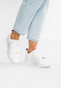 Witte Damessneakers Maat 41, 41.5, 42 online shop • ZALANDO ...
