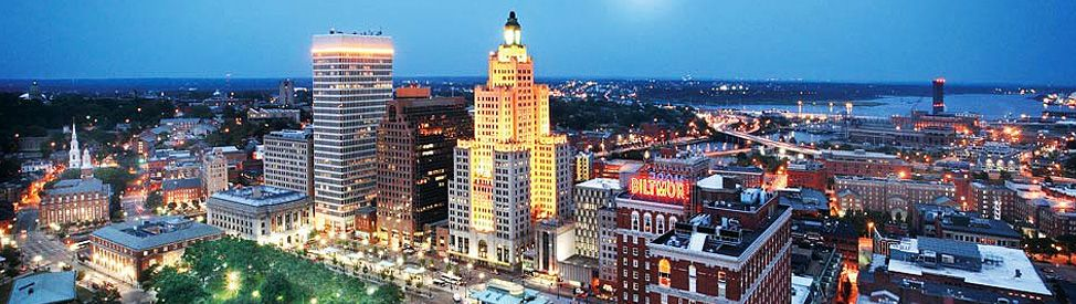 Providence Luxury Hotel Downtown Cityscape Views Historical City