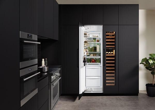 24 Designer Column RefrigeratorFreezer  Panel Ready  24 Designer Column RefrigeratorFreezer  Panel Ready