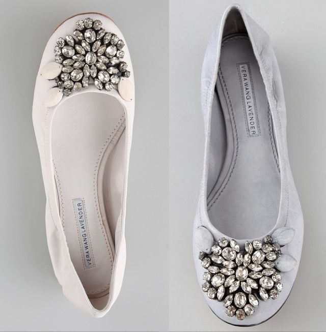 Vera Lavender Lovely Wedding Flatswedding