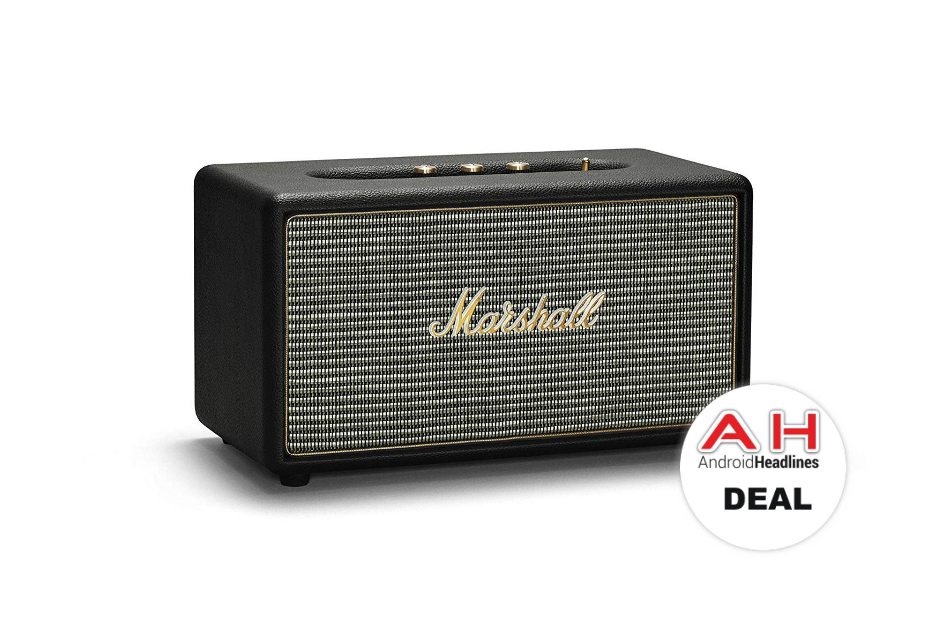 Deal: Marshall Stanmore Bluetooth Speaker For $169 U2013 Today Only #Android  #Google