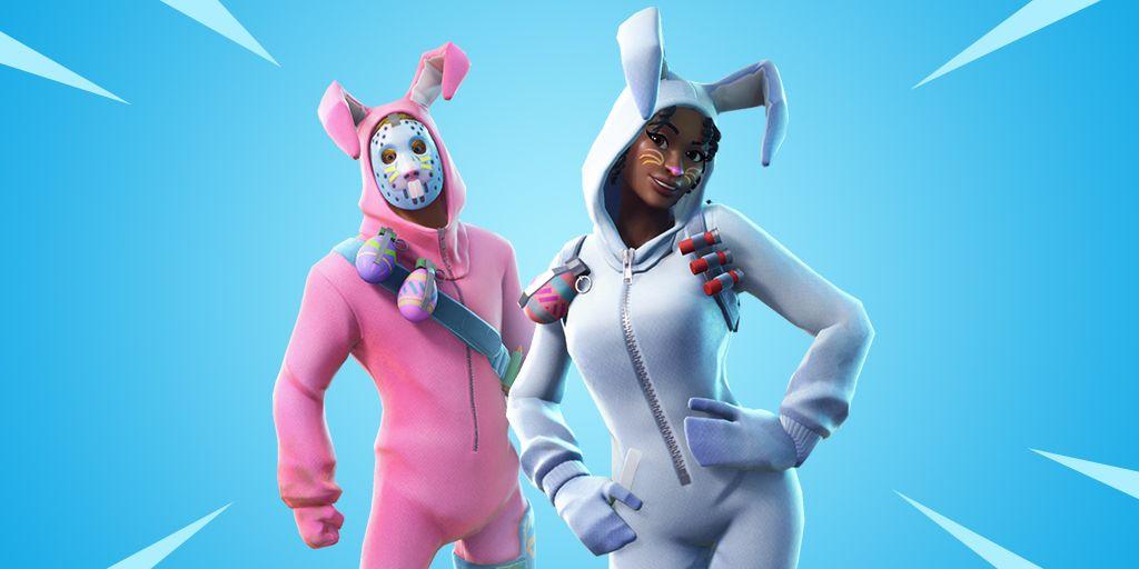 Fortnite Item Shop 7th April Fortnite Easter Skins Rabbit Raider And Bunny Brawler Return The Fortnite Item Shop Has Updated For The 7 Bunny Fortnite Raiders