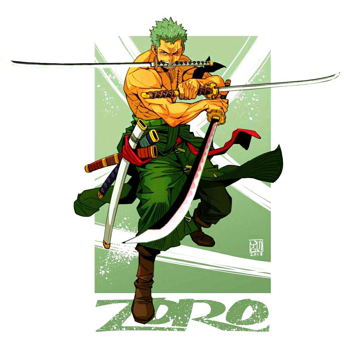 Swordsman Art reference poses, Roronoa zoro, Anime one